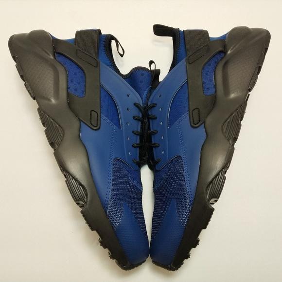 f60953eca9c2 NIKE AIR HUARACHE RUN ULTRA COASTAL BLUE